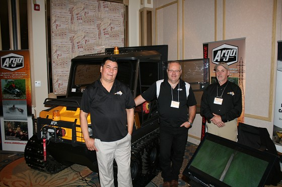 Argo all terrain vehicles sold by Loch Lomond Equipment Sales in Thunder Bay